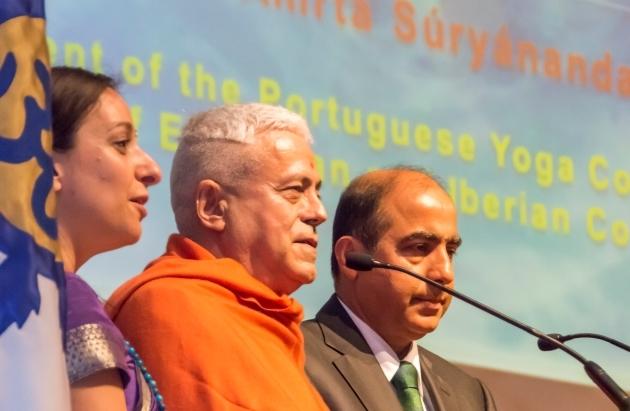 Dia do Darshana - 2015, Junho, 20 - Lisboa, Fundação Champalimaud