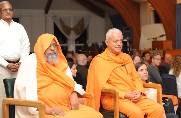 Encuentro con H.H. Pujya Svámin Dayánanda Sarasvatí - Svámin Dayánanda Áshrama, Pennsylvania - 2012, setiembre