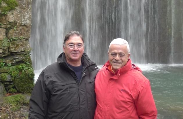 Encontro com o Maestro Madhavacharya - Zestoa, Euskadi - 2012, Janeiro