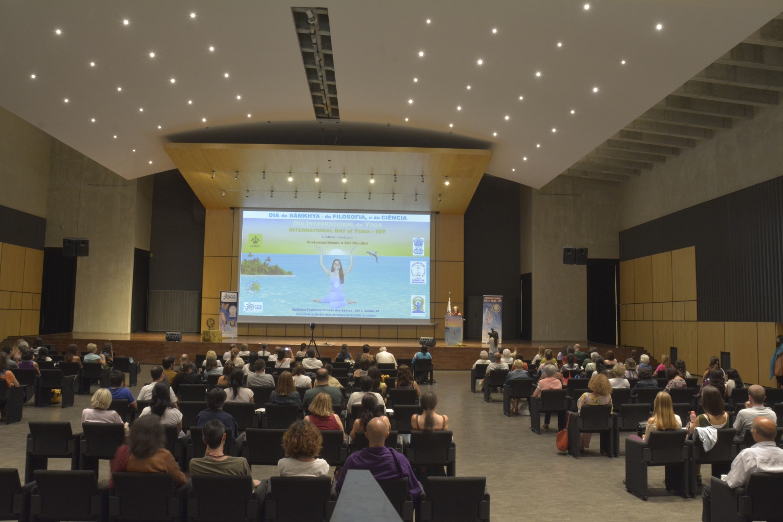 Sámkhya Day - 2017 - Lecture by Rukmini Dasi, ISKCON