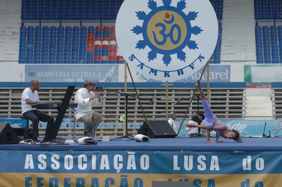 Dia Internacional do Yoga - 2007