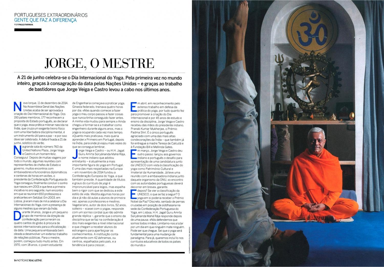 Notícias Magazine - 2015, May, 31st