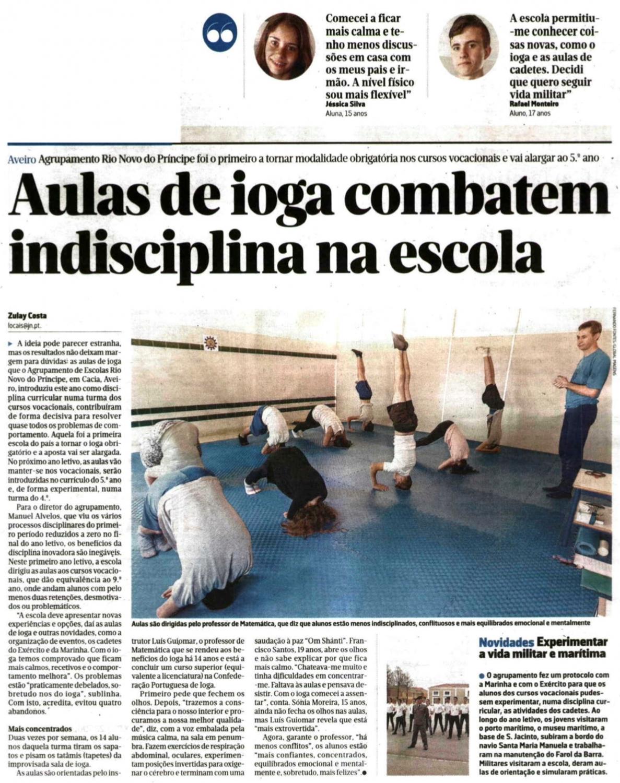 Jornal de Notícias - 2015, June, 1st
