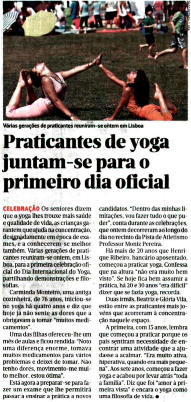 Jornal de Notícias - 2015, June, 22th