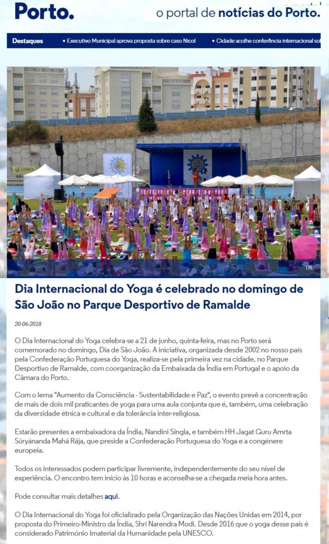 Notícias do Porto, 2018.06.21