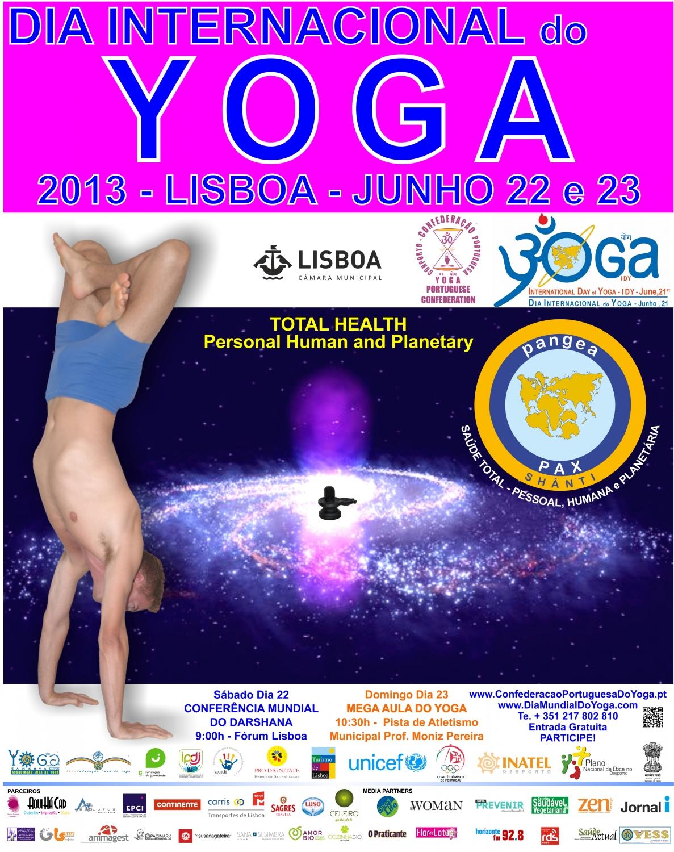 International Day of Yoga - IDY - 2013, Lisboa