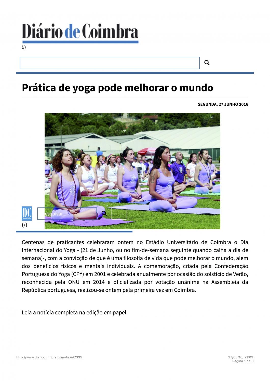 Diário de Coimbra - 2016, junio, 27