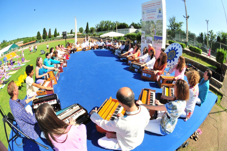 Concerto de Mantra com 30 Bhaja