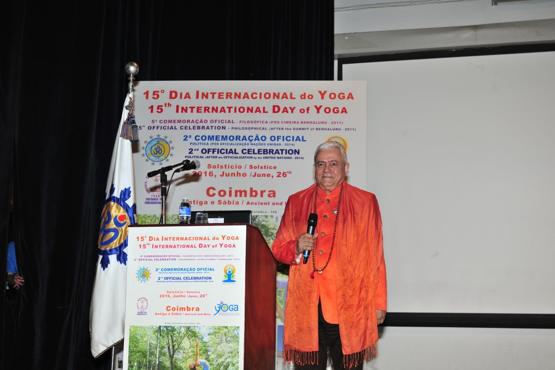 Journée du Darshana - 2016, juin, 25 - Université de Coimbra