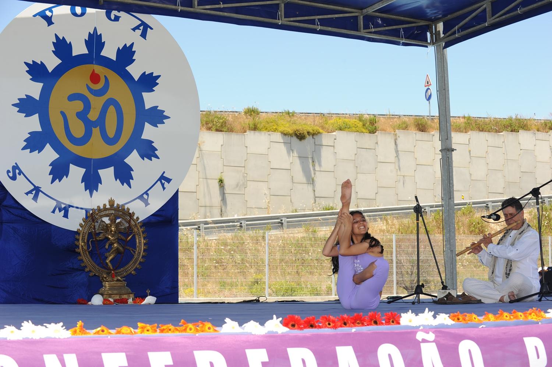 Galeria Dia Mundial do Yoga 2013 - Lisboa
