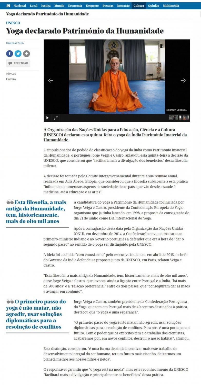 Jornal de Notícias - 2016.12.01