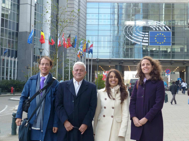 Parlamento Europeu de Bruxelas - 2015, Novembro, 17 a 20