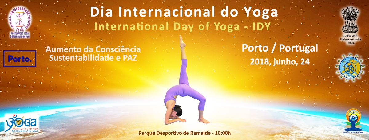 International Day of Yoga IDY - 2018