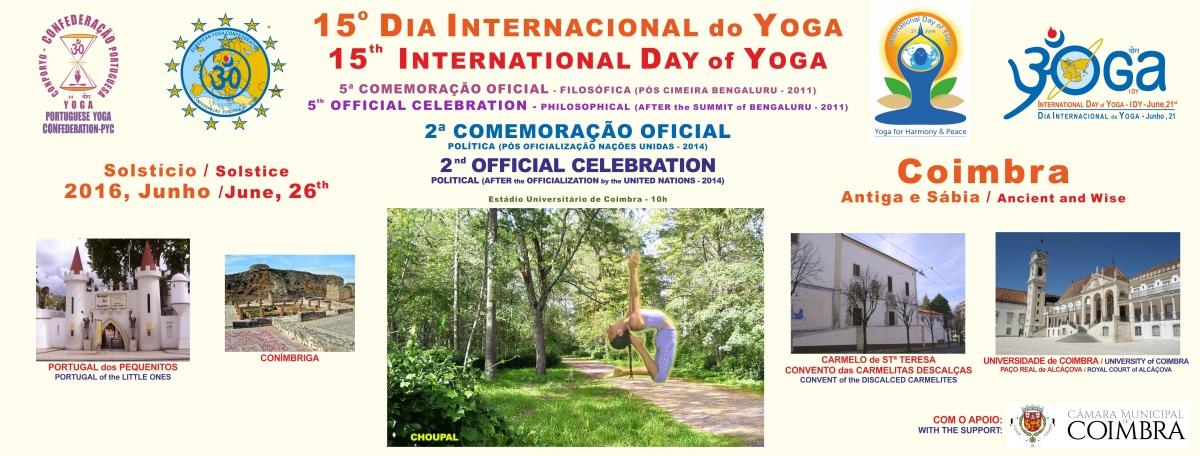 International Day of Yoga IDY - 2016